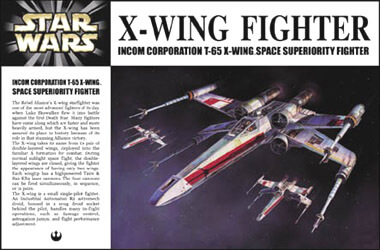 x wing finemolds, boxart