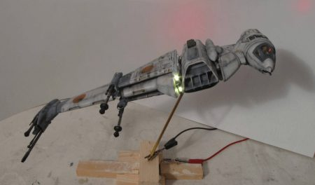 b-wing fighter