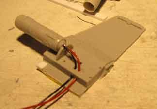x-wing fighter câblage