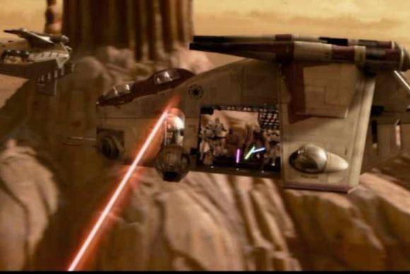 screenshot cannonier attaque des clones