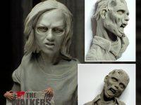 Sophia, the walking dead, zombie