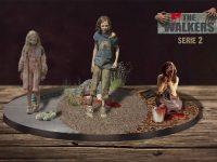 The walking dead diorama
