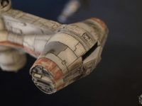 """Corellian corvette """"Blockade Runner"""" CR-90 - Tantive IV"""