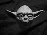 maître Yoda tête