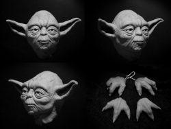 Yoda master figure