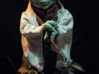 maître Yoda en pied