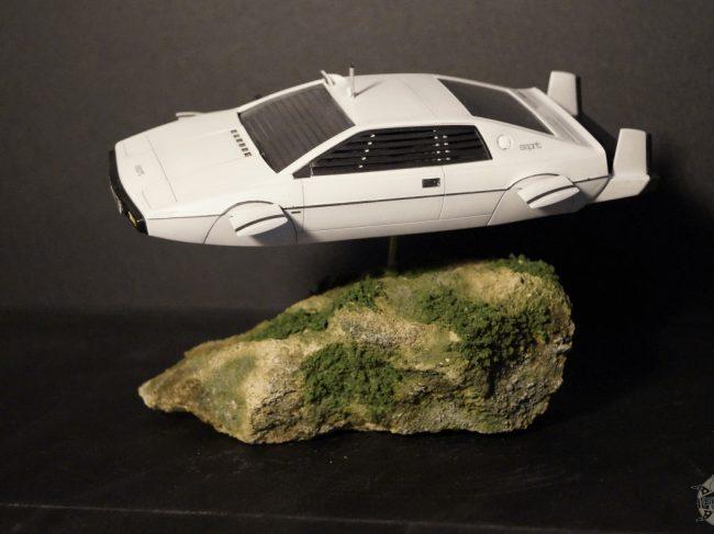 James Bond's Lotus Esprit