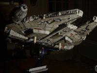 Corellian Frighter YT-1300 Millenium Falcon