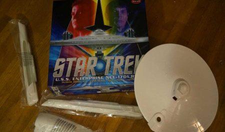 star trek enterprise polar light boxart