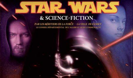 affiche Cusset Generation Star Wars