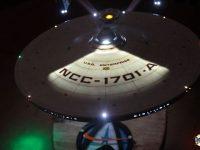 Star Trek Enterprise 1701-A, the saucer