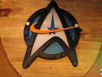 Enterprise NCC-1701-A - Star Trek logo