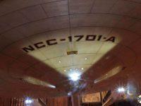 Eclairage de l'immatriculation inférieure de l'Enterprise NCC-1701-A