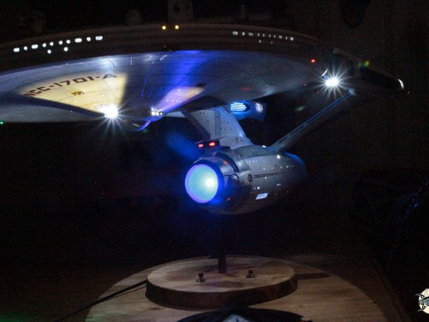 Ecliarage de l'Enterprise NCC-1701-A
