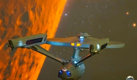 Enterprise NCC-1701-A - Star Trek