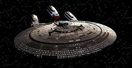 USS Enterprise NCC 1701-F
