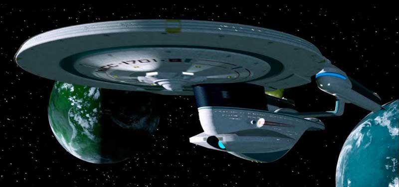USS Enterprise NCC 1701-B, Star Trek 6