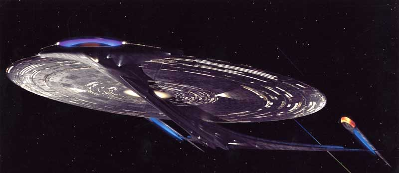 USS Enterprise NCC-1701 - J