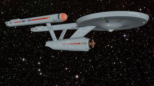 USS-Enterprise-NCC-1701 série originale.