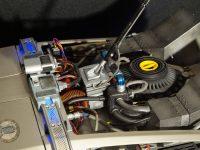 DeLorean - hook anchorage