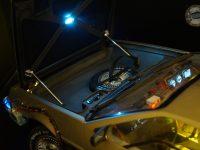 DeLorean - Coffre avant