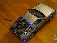 DeLorean - Avec crochet d'alimentation
