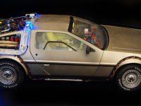 DeLorean Eaglemoss - Entire body