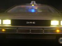 DeLorean - Vue de face