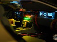 DeLorean - Passenger compartment