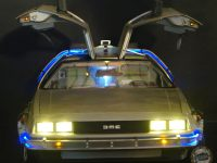 DeLorean - butterfly doors