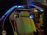 DeLorean - Siège passager