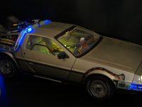 DeLorean - Three quarters front view