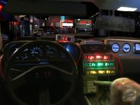 DeLorean Eaglemoss - Tableau de bord