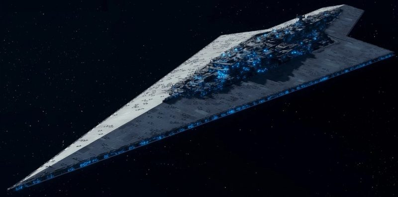 Superstardestroyer, Executor class
