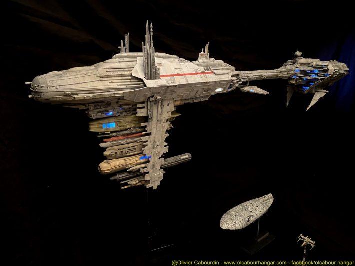 Flotte rebelle de olcabour, présenté à Migennes Collector 2020