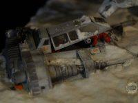 Snowspeeder T-47 durant la bataille de Hoth