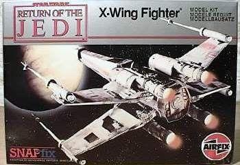 Maquette de X-Wing Airfix
