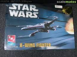 Maquette de X-Wing AMT