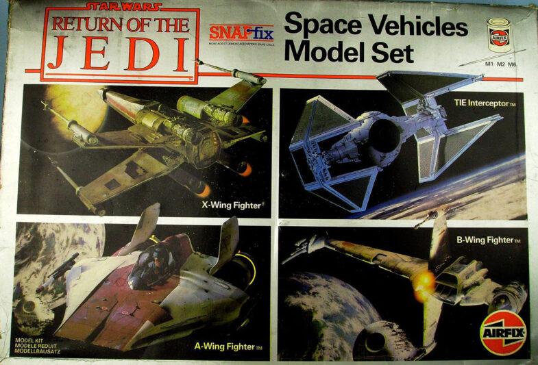 set-maquettes-star-wars-amt