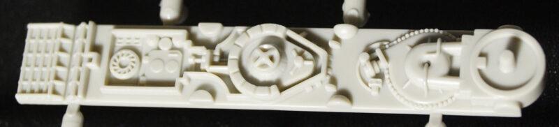 galerie technique du X-Wing FineMolds 1/48