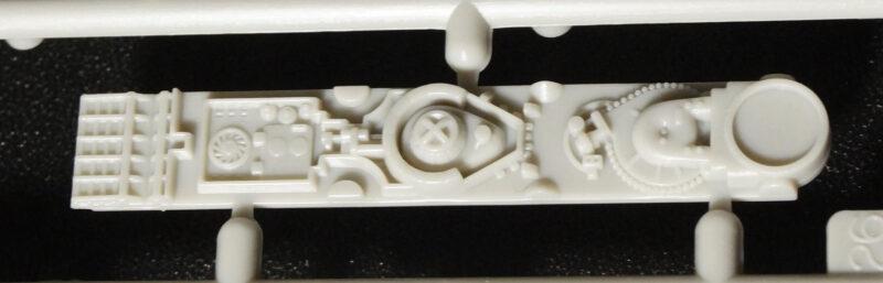 galerie technique du X-Wing FineMolds 1/72